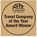 Travel Company of the Year Award Winner